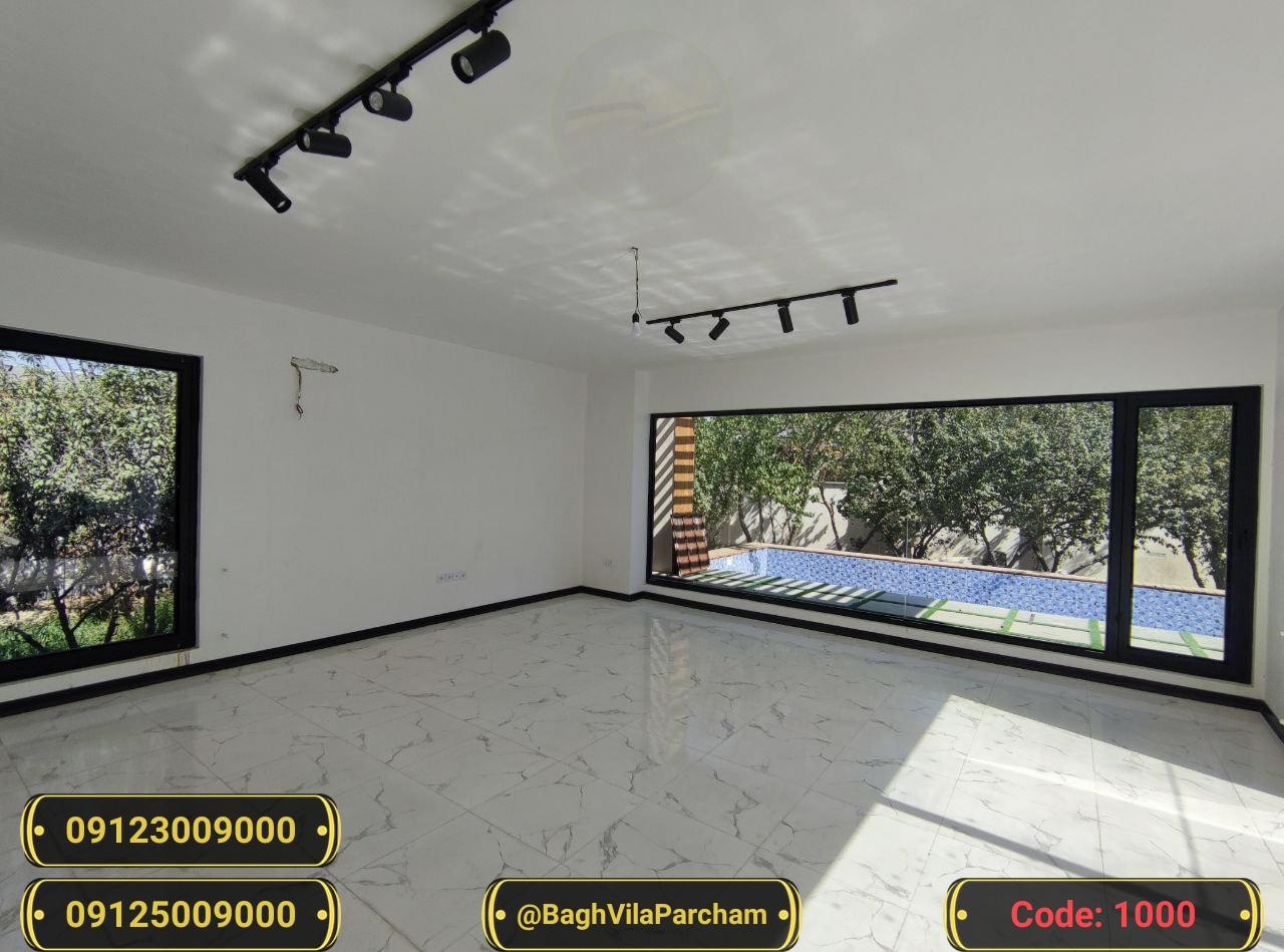 تصویر عکس باغ ویلا شماره 4 از ویلای ۵۰۰ متر ویلا مدرن و شیک Picture photo image 4 of ۵۰۰ متر ویلا مدرن و شیک
