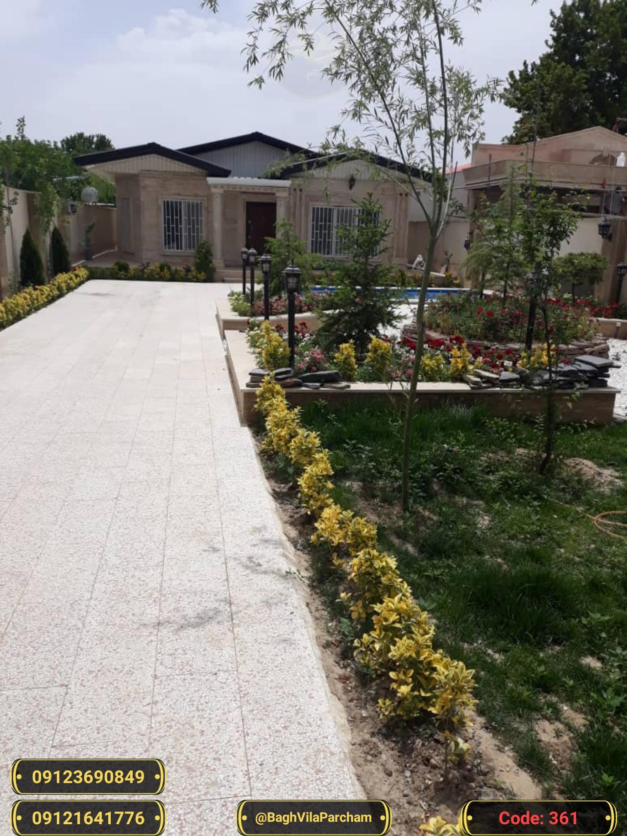 تصویر عکس باغ ویلا شماره 13 از ویلای ۵۰۰ متر ویلا Picture photo image 13 of ۵۰۰ متر ویلا