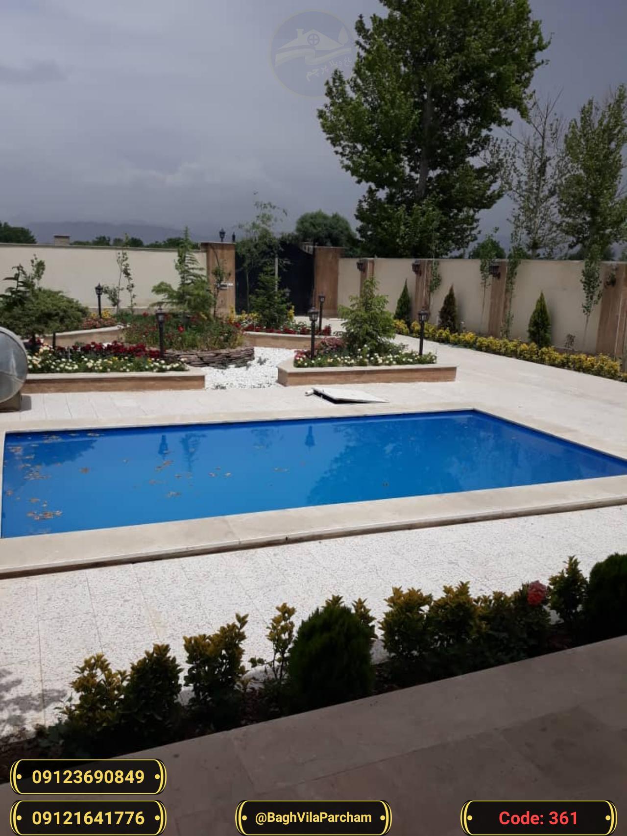تصویر عکس باغ ویلا شماره 6 از ویلای ۵۰۰ متر ویلا Picture photo image 6 of ۵۰۰ متر ویلا
