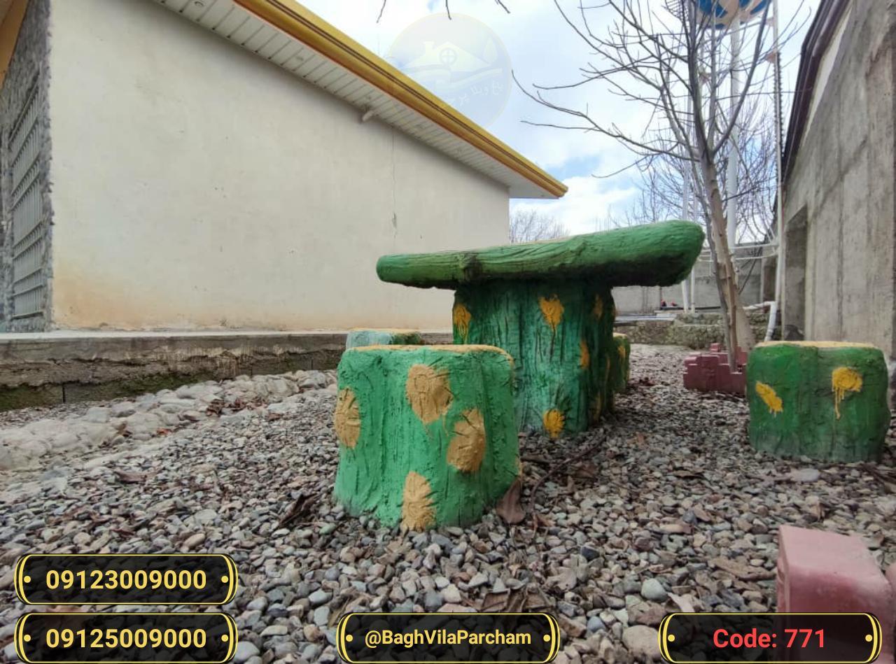 تصویر عکس باغ ویلا شماره 7 از ویلای ۵۰۰ متر ویلا کلاسیک Picture photo image 7 of ۵۰۰ متر ویلا کلاسیک