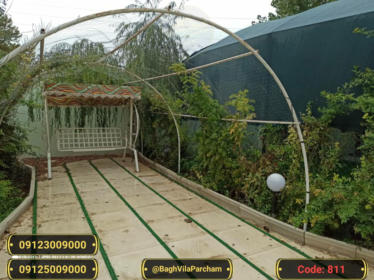 تصویر عکس باغ ویلا شماره 2 از ویلای ۸۰۰ متر ویلا Picture photo image 2 of ۸۰۰ متر ویلا