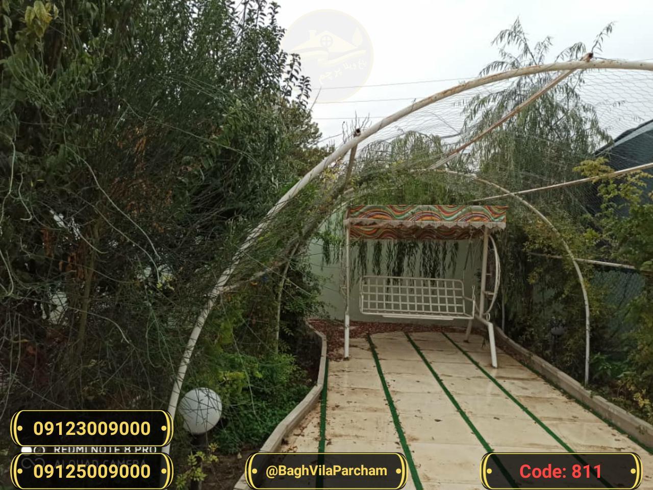 تصویر عکس باغ ویلا شماره 18 از ویلای ۸۰۰ متر ویلا Picture photo image 18 of ۸۰۰ متر ویلا