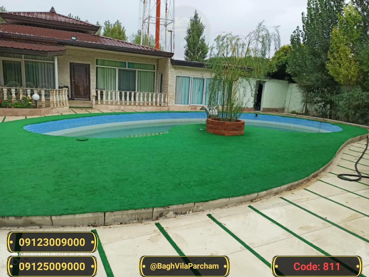 تصویر عکس باغ ویلا شماره 12 از ویلای ۸۰۰ متر ویلا Picture photo image 12 of ۸۰۰ متر ویلا