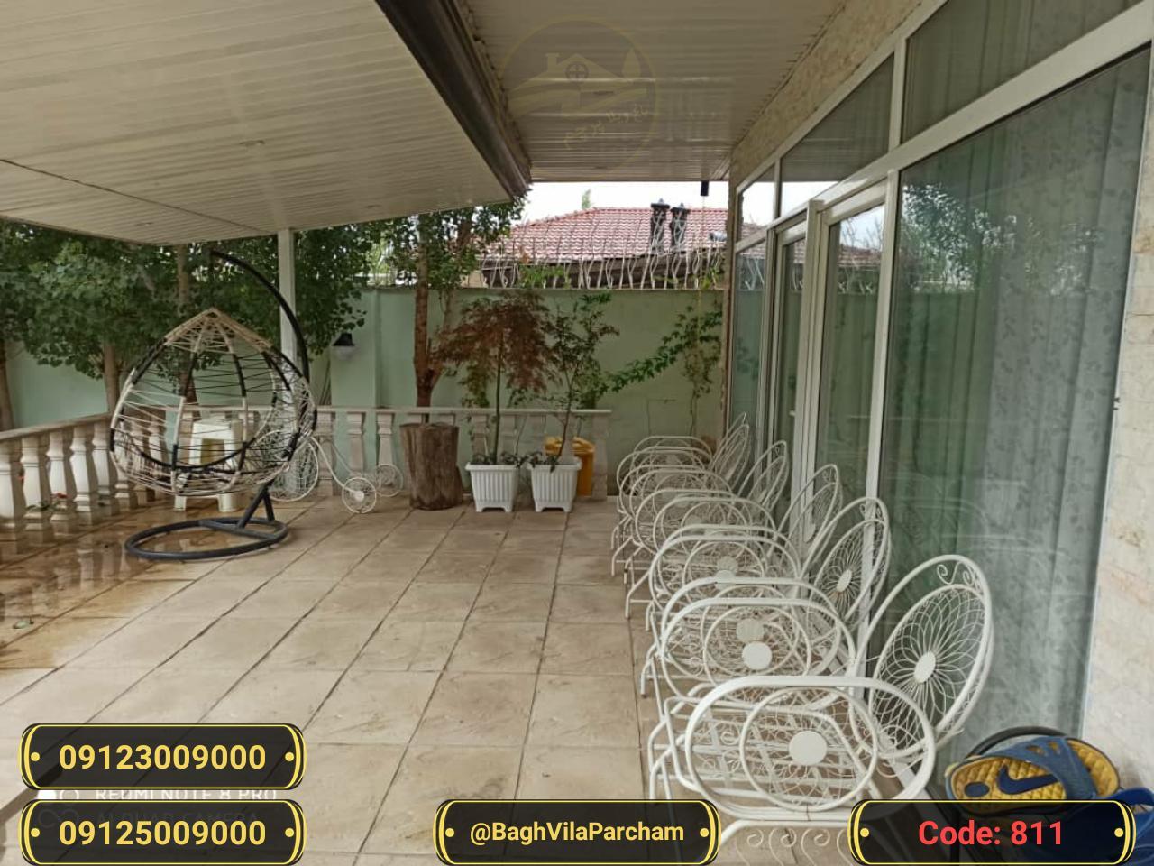 تصویر عکس باغ ویلا شماره 3 از ویلای ۸۰۰ متر ویلا Picture photo image 3 of ۸۰۰ متر ویلا