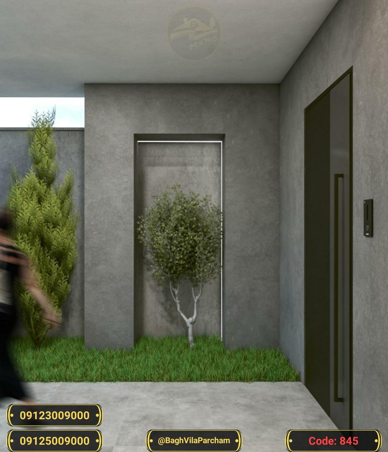تصویر عکس باغ ویلا شماره 5 از ویلای ۸۳۳ متر ویلا تریبلکس فوق العاده Picture photo image 5 of ۸۳۳ متر ویلا تریبلکس فوق العاده