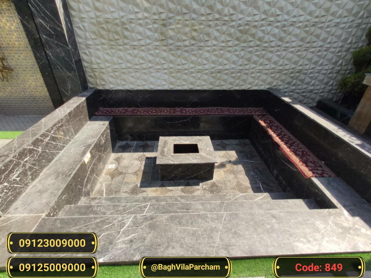 تصویر عکس باغ ویلا شماره 3 از ویلای ۶۰۰ متر ویلا مدرن و شیک Picture photo image 3 of ۶۰۰ متر ویلا مدرن و شیک