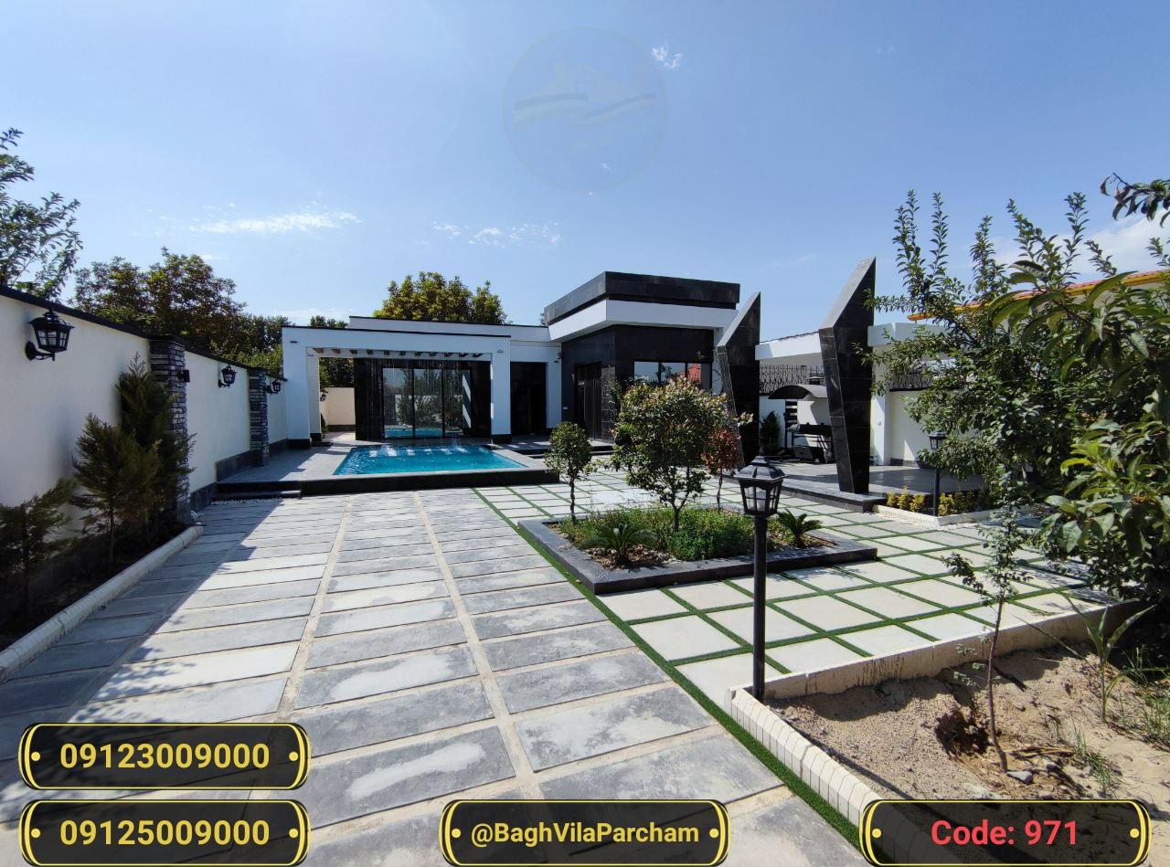 تصویر عکس باغ ویلا شماره 13 از ویلای ۵۰۰ متر ویلا مدرن و زیبا Picture photo image 13 of ۵۰۰ متر ویلا مدرن و زیبا