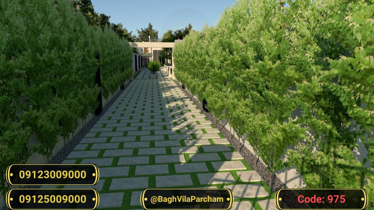 تصویر عکس باغ ویلا شماره 6 از ویلای ۷۰۰ متر ویلا شیک و مدرن Picture photo image 6 of ۷۰۰ متر ویلا شیک و مدرن