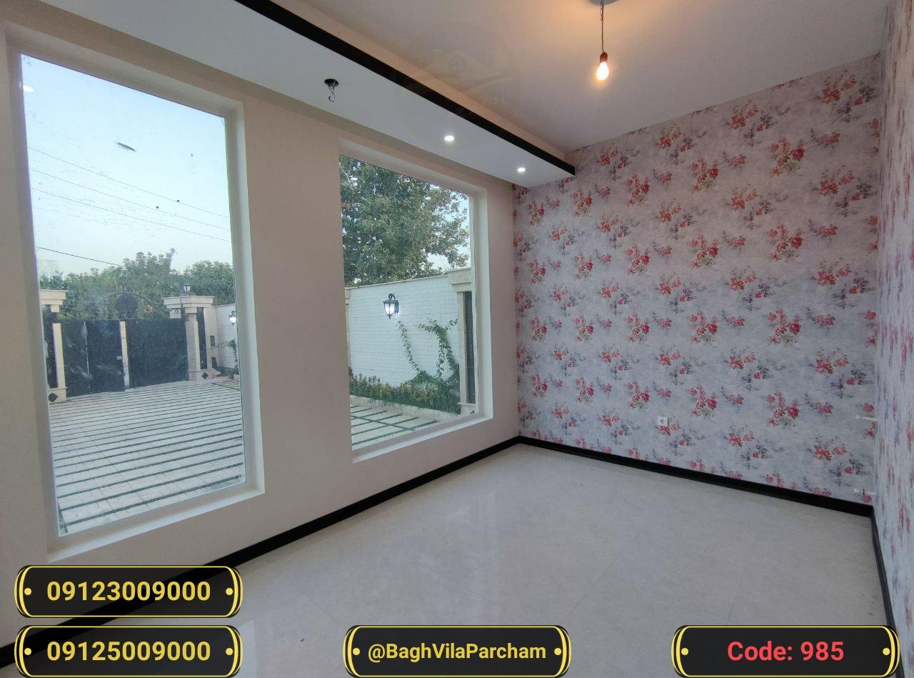 تصویر عکس باغ ویلا شماره 4 از ویلای ۴۵۰ متر ویلا مدرن و زیبا Picture photo image 4 of ۴۵۰ متر ویلا مدرن و زیبا