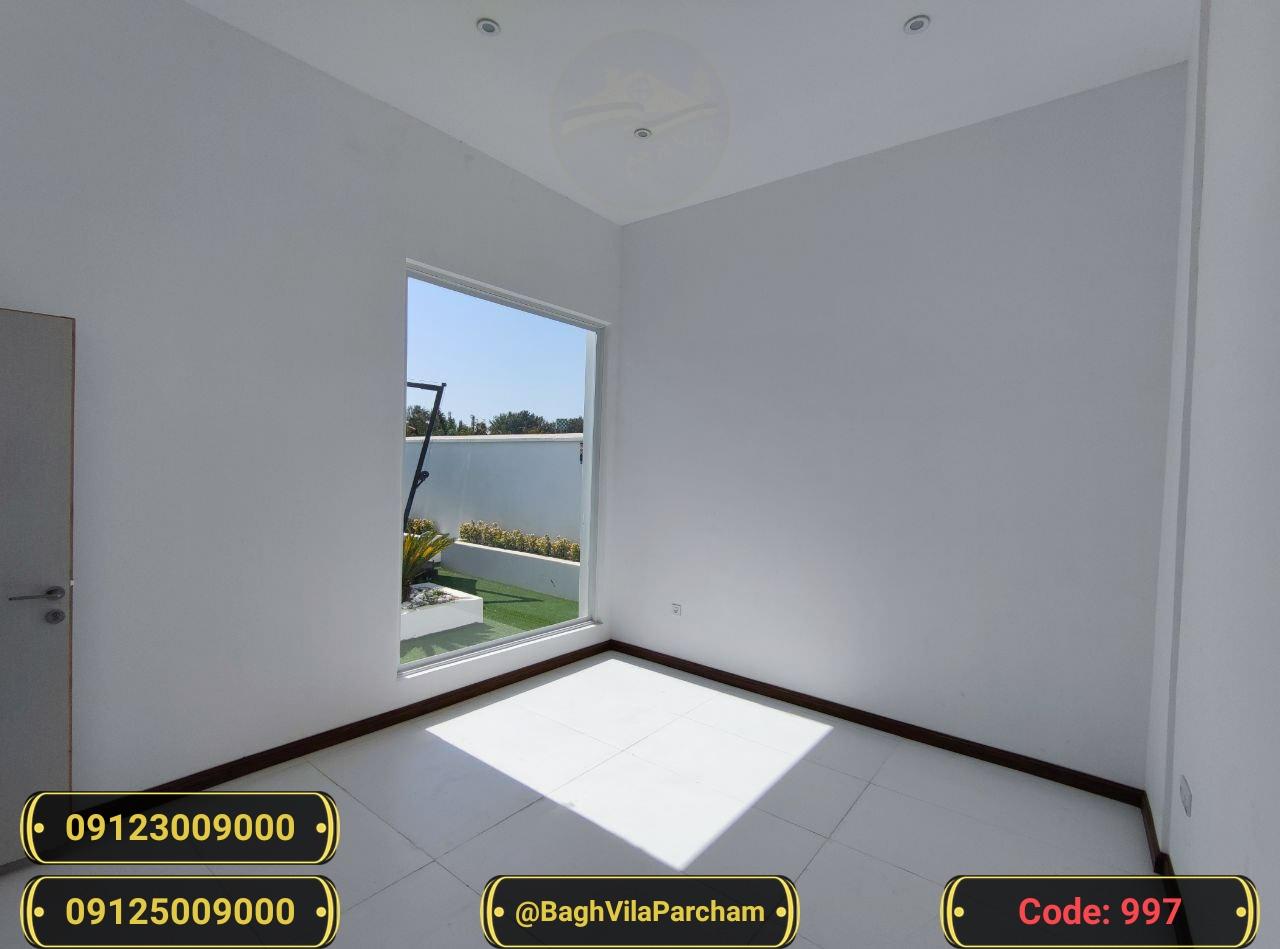 تصویر عکس باغ ویلا شماره 5 از ویلای ۵۰۰ متر ویلا مدرن و شیک Picture photo image 5 of ۵۰۰ متر ویلا مدرن و شیک