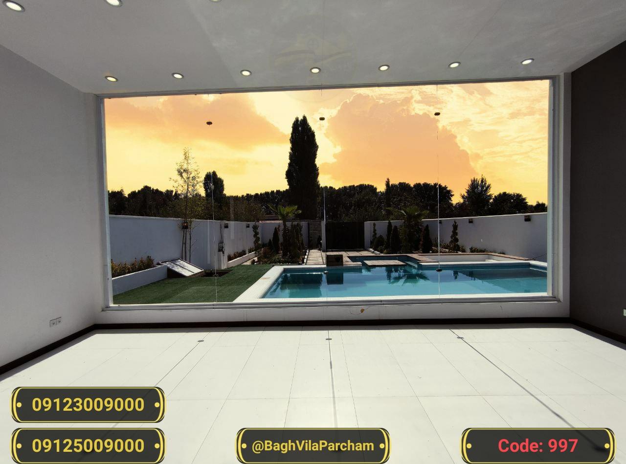 تصویر عکس باغ ویلا شماره 2 از ویلای ۵۰۰ متر ویلا مدرن و شیک Picture photo image 2 of ۵۰۰ متر ویلا مدرن و شیک