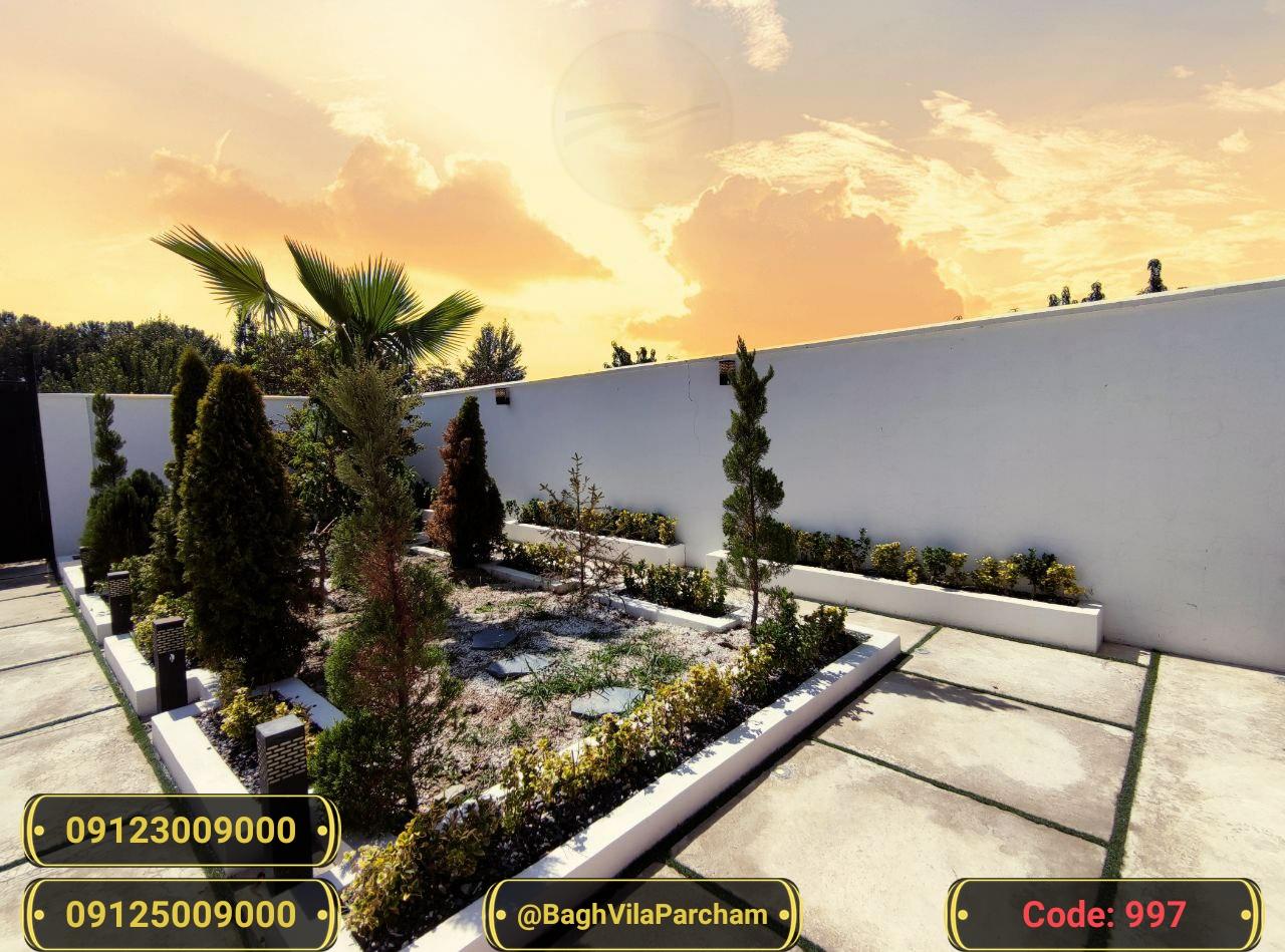 تصویر عکس باغ ویلا شماره 8 از ویلای ۵۰۰ متر ویلا مدرن و شیک Picture photo image 8 of ۵۰۰ متر ویلا مدرن و شیک